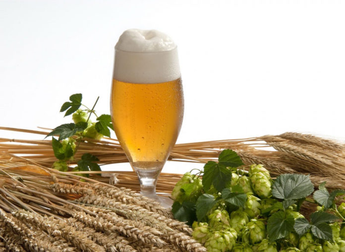 Λεκές από Μπύρα στην Ταπετσαρία