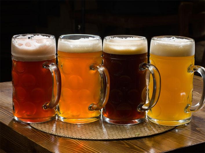 Λεκές από μπύρα στα ρούχα