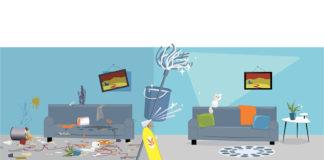 5 Γρήγορες Συμβουλές για Καθαρό Σπίτι