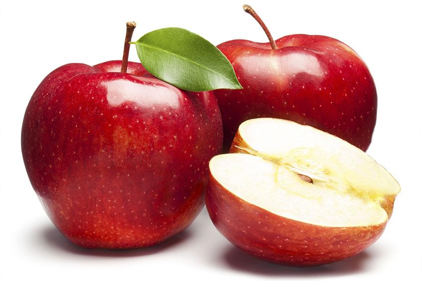 Λεκές από μήλο στα ρούχα
