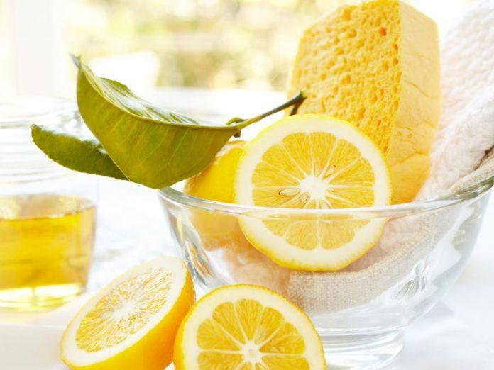 λεμόνι για το καθάρισμα σπιτού