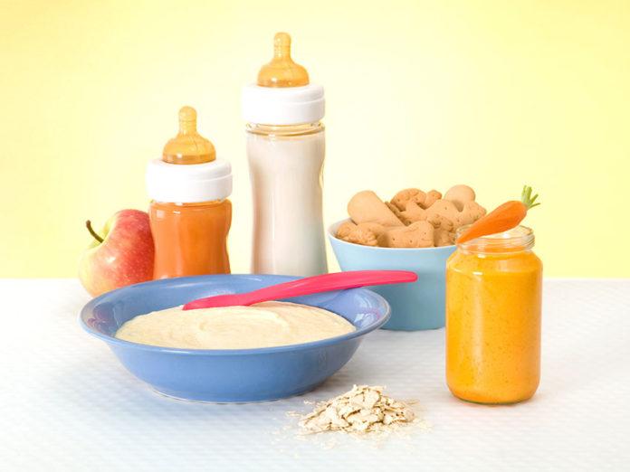 Λεκές από Παιδικές Τροφές στο Χαλί