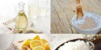 5 Φυσικά Καθαριστικά Λεκέδων