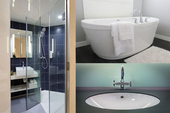 Καθαριστικά για το Μπάνιο