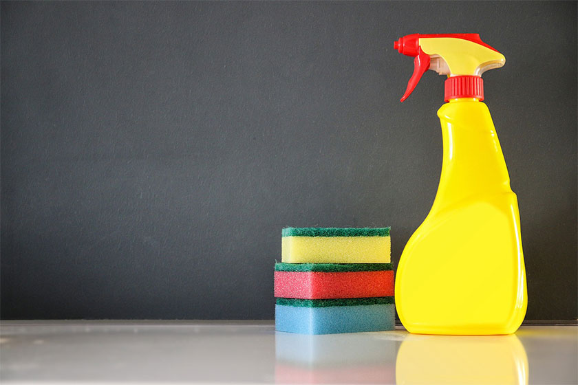 Φτιάξτε το Δικό σας Καθαριστικό Γενικής Χρήσης με Λευκό Ξύδι