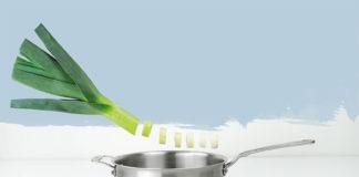 Καθαρίστε με Φυσικά Προϊόντα Καμένα Υπολείμματα Φαγητού σε Ανοξείδωτα Μαγειρικά Σκεύη