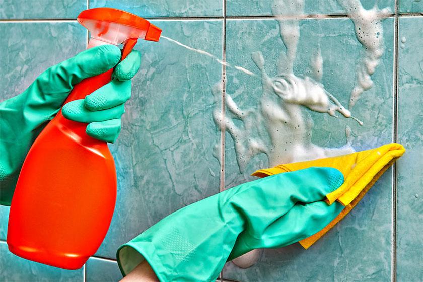 Φυσικό Καθαριστικό, Απολυμαντικό και Αποσμητικό για το Μπάνιο